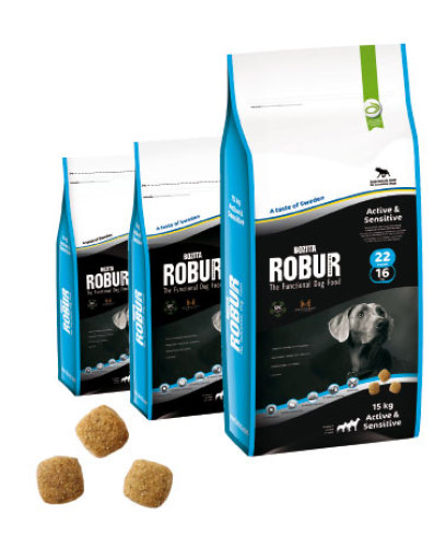 Robur Active&Sensitive 22/16 (15 kg)