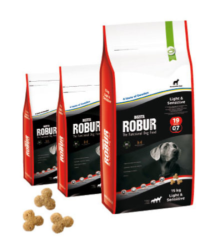 Robur Light&Sensitive 12,5kg