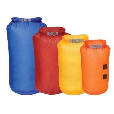 Exped 4-pack Fold-Drybag Ultralight XS-L